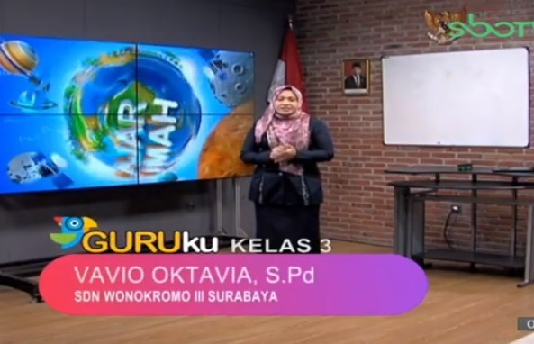 Soal SBO TV 18 September 2020 Kelas 3