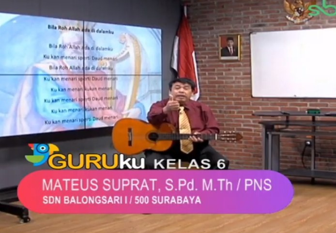 Soal SBO TV 23 September 2020 Kelas 6