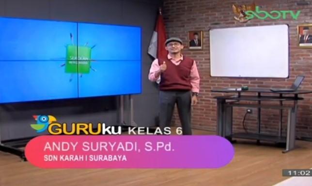 Soal SBO TV 18 September 2020 Kelas 6