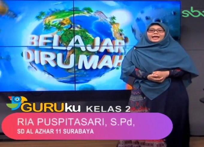 Soal SBO TV 15 September 2020 Kelas 2