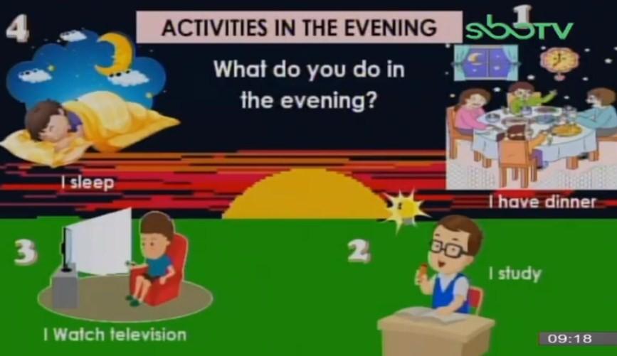 Soal dan Jawaban SBO TV 15 Oktober SD Kelas 2