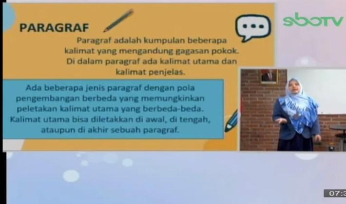 Soal dan Jawaban SBO TV 12 Oktober SD Kelas 3