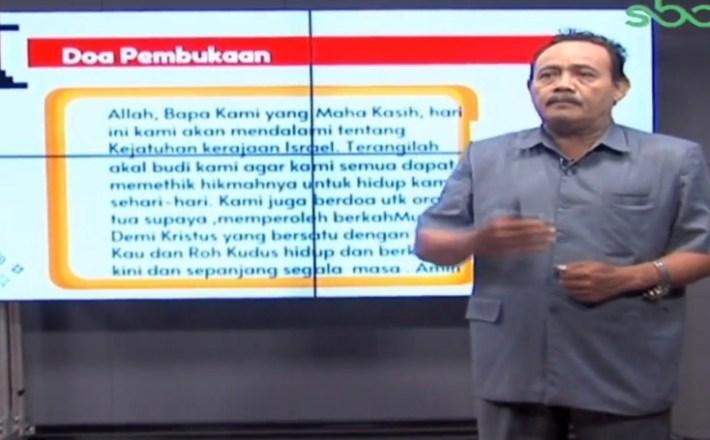 Soal SBO TV 13 Oktober 2020 Kelas 5