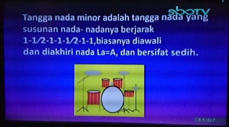 Soal dan Jawaban SBO TV 1 Oktober SD Kelas 5