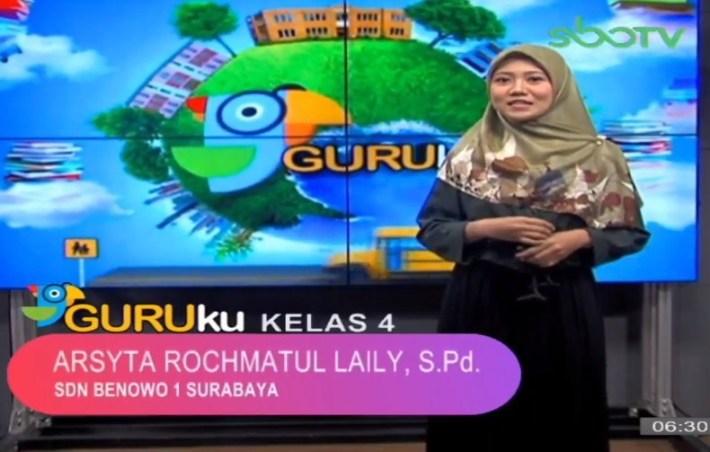 Soal SBO TV 2 Oktober 2020 Kelas 4