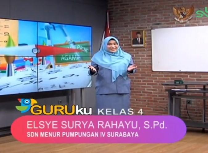 Soal SBO TV 20 Oktober 2020 Kelas 4