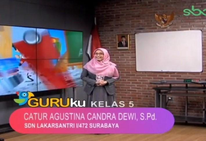 Soal SBO TV 7 Oktober 2020 Kelas 5