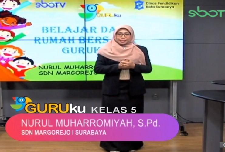 Soal SBO TV 9 Oktober 2020 Kelas 5