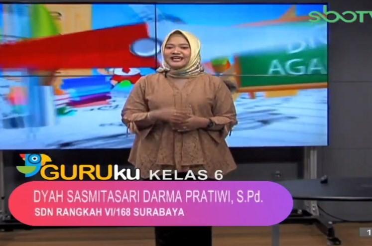 Soal SBO TV 5 Oktober 2020 Kelas 6