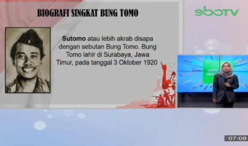 SBO TV 25 November 2020 Kelas 4