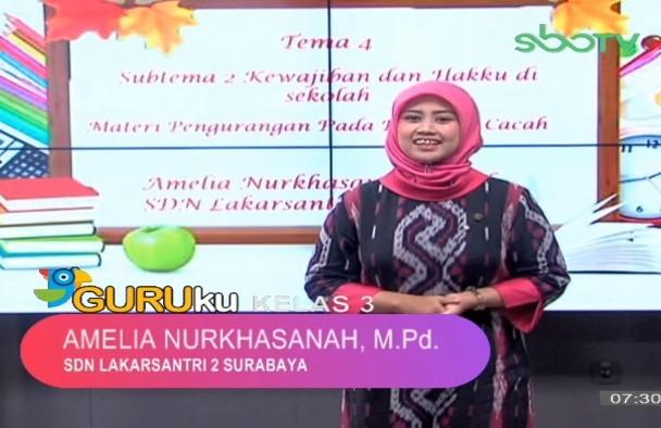 SBO TV 16 November 2020 Kelas 3