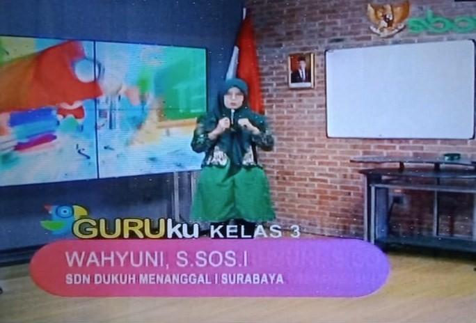 SBO TV 13 November 2020 Kelas 3