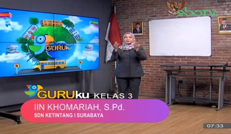 SBO TV 2 November 2020 Kelas 3