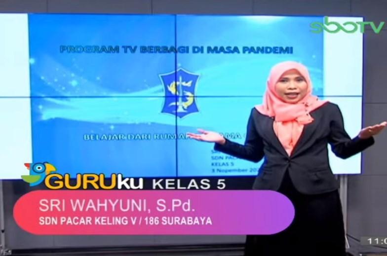 SBO TV 4 November 2020 Kelas 5