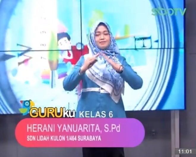 SBO TV 13 November 2020 Kelas 6