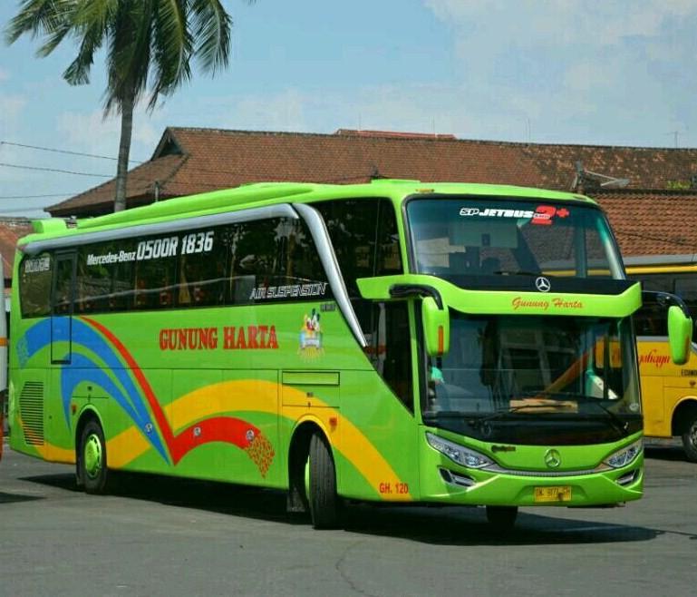 harga Tiket Bus Surabaya Bali