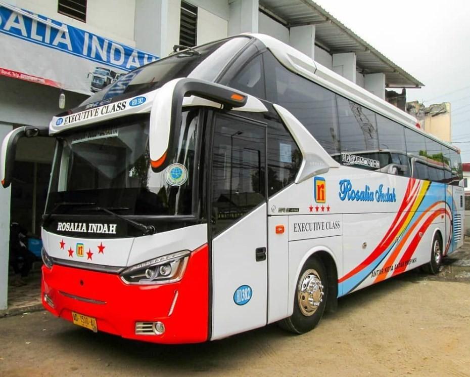 Harga Tiket Bus Surabaya Jakarta