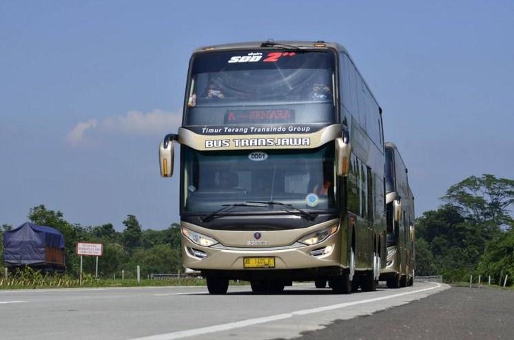Tiket Bus Semarang Jakarta