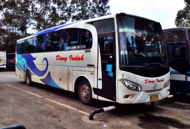 Tiket Bus Jakarta Wonosobo