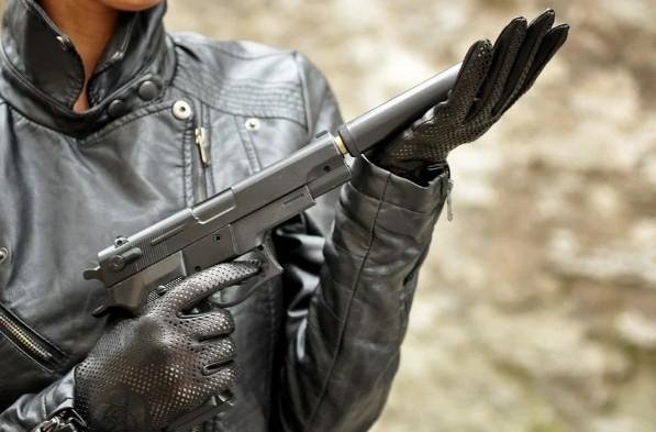 Senjata Jarak Dekat PUBG