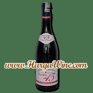 Paul Jaboulet Aine Cotes du Rhone Parallele 45 Rouge