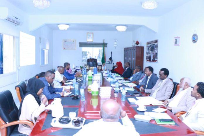Guddida dib u habeynta Shaqaalaha Dowladda Somaliland