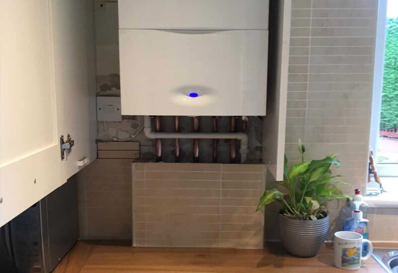 Wall Mounted Boiler Installation For Gateshead