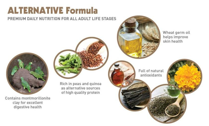 Tropican Alternative Formula