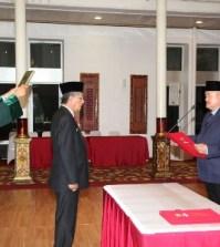 Gubernur Lantik Dirut PD Prodexum