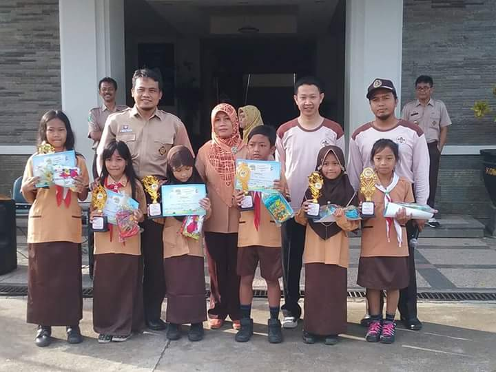 Sd Yppsb 3 Umumkan Hasil Hilo School Drawing Competition 2017