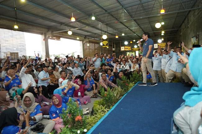Seknas Soloraya Dijadikan Pusat Mobilisasi Relawan di Jawa Tengah
