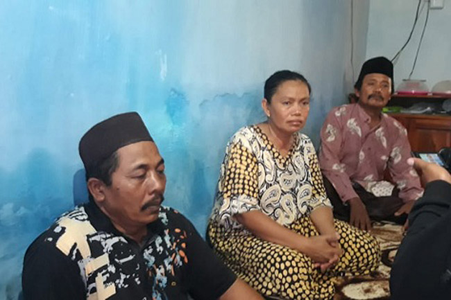 40 Hari Almarhum Tosari, Keluarga Minta Keadilan