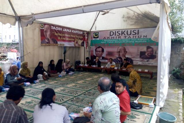 LBH PP GPI: Presiden dan Kapolri Wajib Tuntaskan Kasus Novel