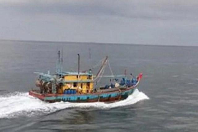 Kapal Layar Motor Panji Saputra Hilang di Perairan Maluku