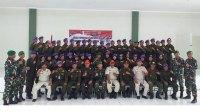 Danbrigif 27/Nusa Ina Masohi Tutup Diklatsar Menwa Maluku