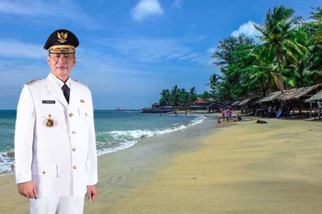 Gubernur Banten Tutup Sementara Semua Destinasi Wisata