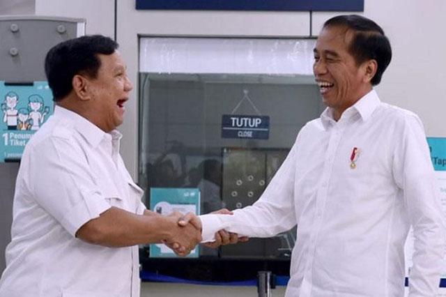 Jokowi Tiga Periode, Prabowo Wapresnya