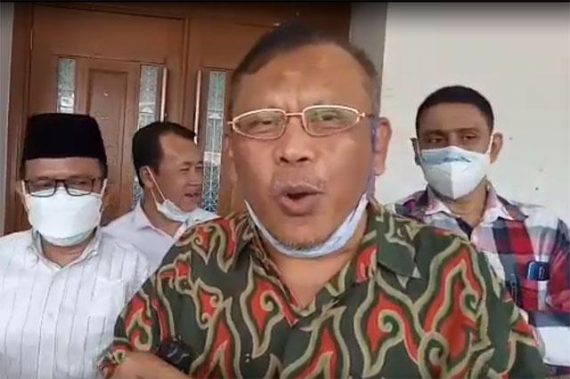 Denny Siregar dan Ade Armando Kena Prank 2T, Eggi Sudjana: Sekarang Coba Loe Ngomong Apa Loe