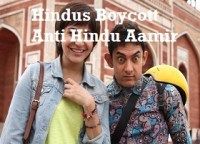 PK movie controversy anti Hindu film
