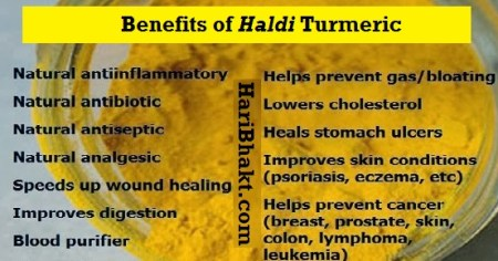 Turmeric is not merely an additive to your meals, it has a multitude of benefits