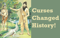 curses changed history of leaders Kings of India