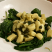 gnocchi with sage, capers and garlic