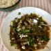 spicy aubergine salad