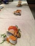 Fish Parcels Preparation