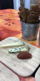 Cheeses with Membrillo