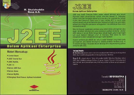 J2EE dalam Aplikasi Enterprise