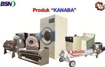 mesin laundry KANABA