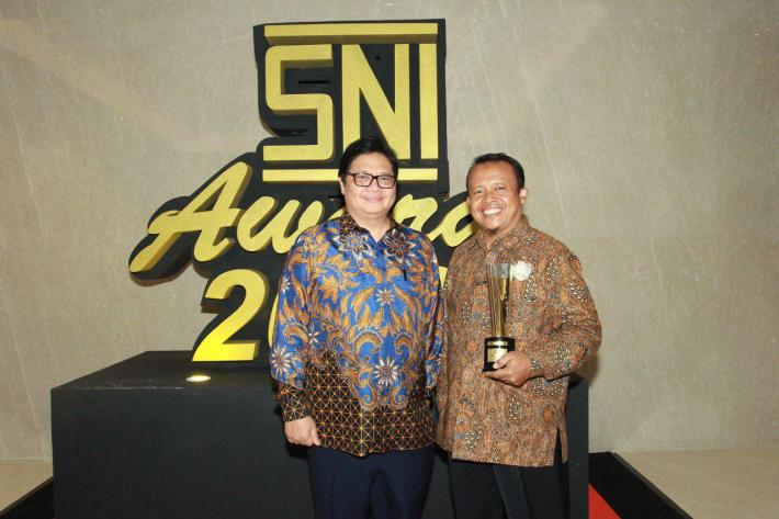 SNI Award 2018 PT Hari Mukti Teknik
