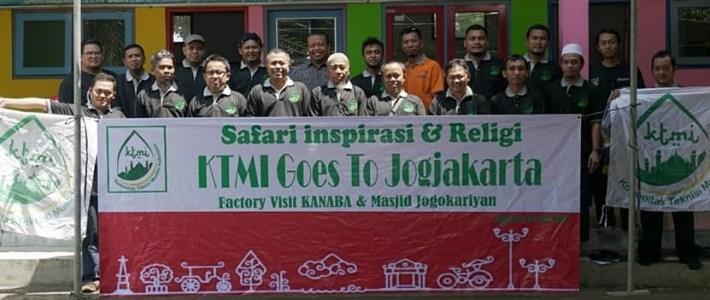 Kunjungan Komunitas Teknisi Muslim Indonesia Ke KANABA