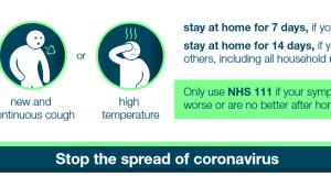 The latest advice from Public Health England